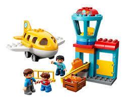 101: duplo mini airport set