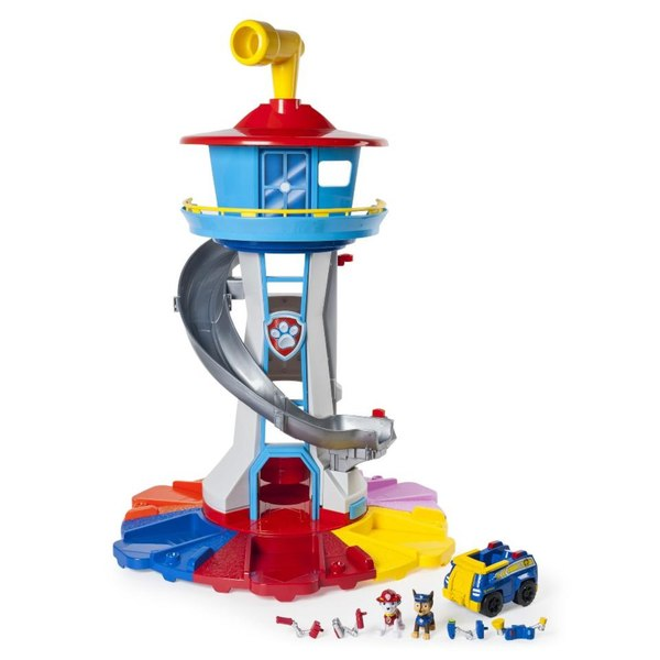 113: Paw Patrol My Size Lookout Tower