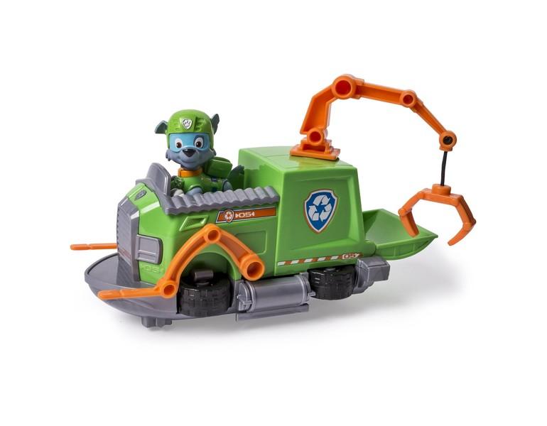 118: Paw Patrol Rocky's Tugboat
