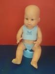 169: Boy baby doll