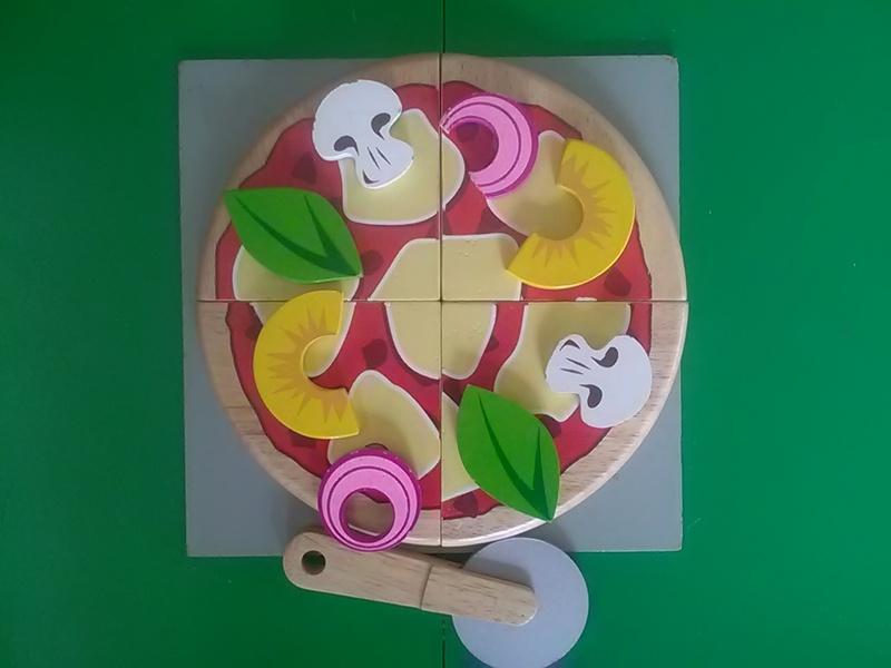 178: Le Toy Van Pizza