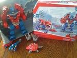 244: Optimus Prime Dinosaur/Knight