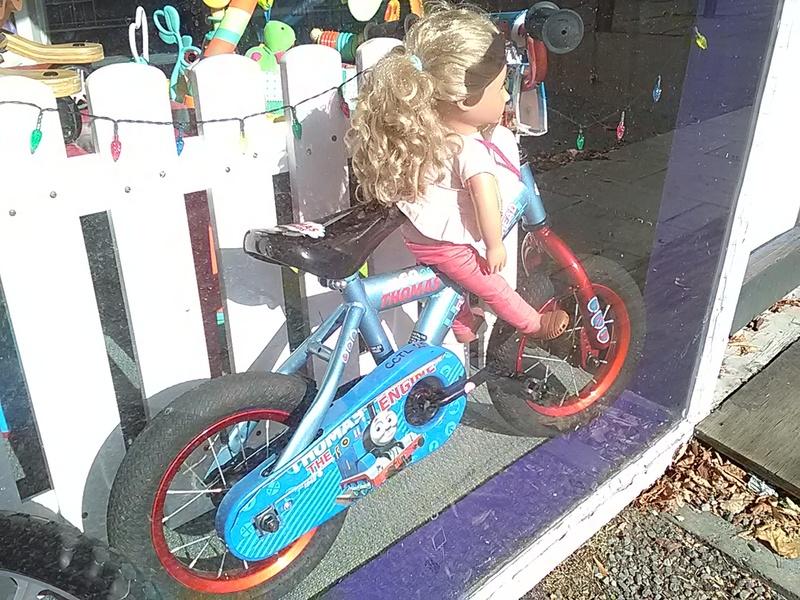 256: Thomas bike