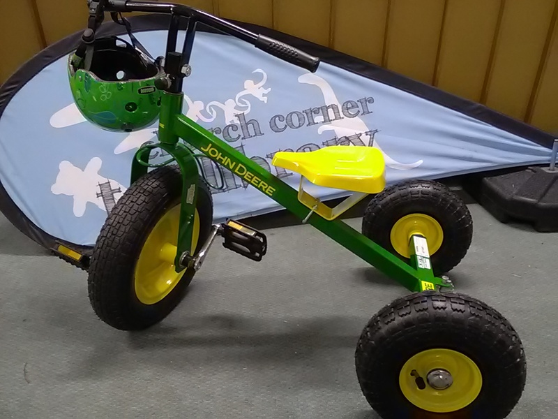 266: JOHN DEERE MIGHTY TRIKE