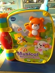 283: Vtech Musical Rhymes Book