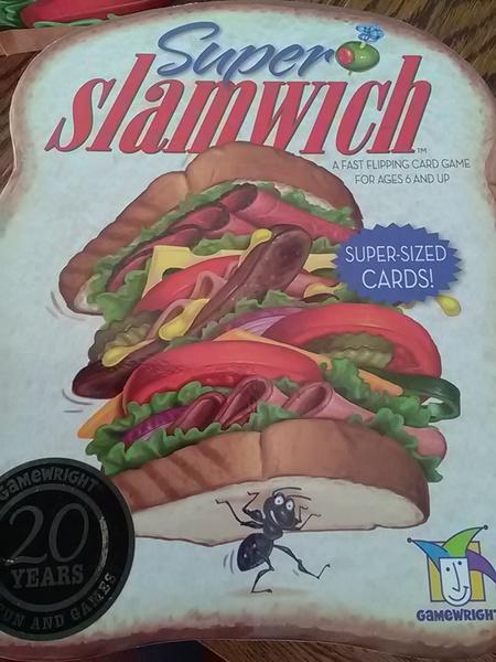 294: SUPER SANDWICH