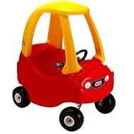 218: Cozy Coupe (red)