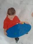 229: Maze Balancing Board