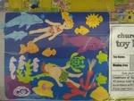 321: Felt Kids Deep Sea Diving