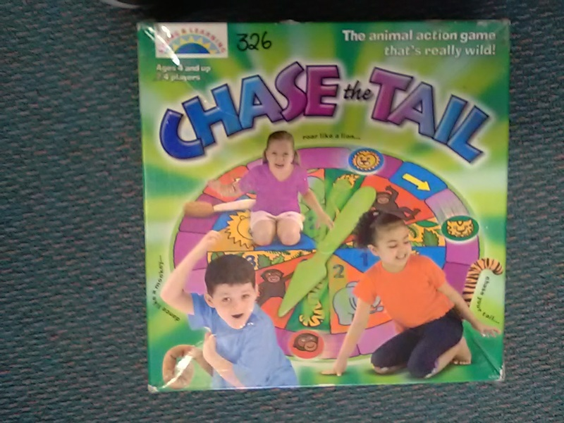 326: Chase the Tail