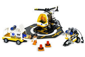 486: Duplo - Helicopter Rescue Unit