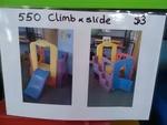 550: Activity Climber