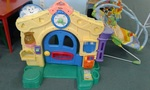 554: Fisher Price Learning Home