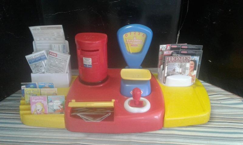621: Post Office Play Set