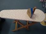 650: Ironing Board and Iron