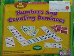 698: Numbers and Counting Dominoes