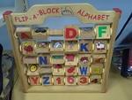 719: Flip a Block Alphabet
