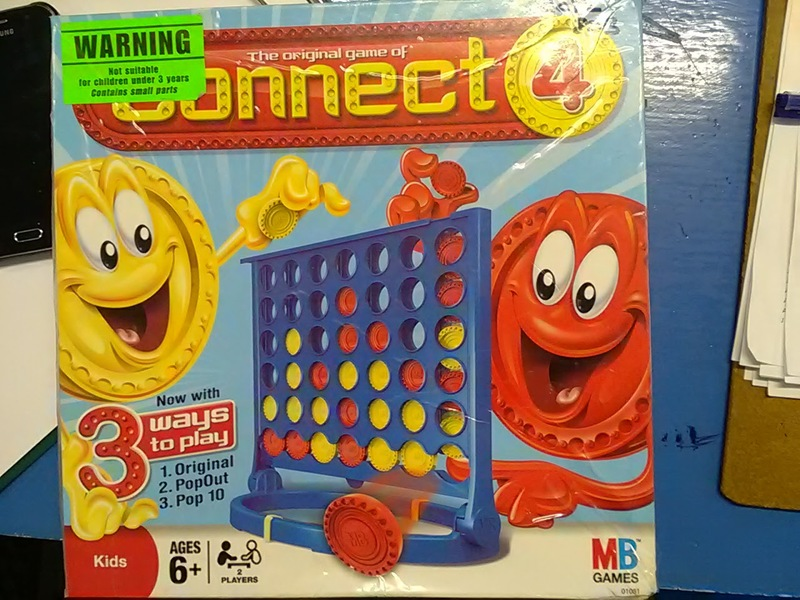 803: Connect Four