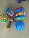 849: Mixed Baby Toys #2