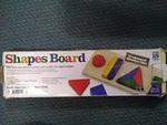 867: Shapes Board