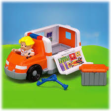 875: Little People Ambulance