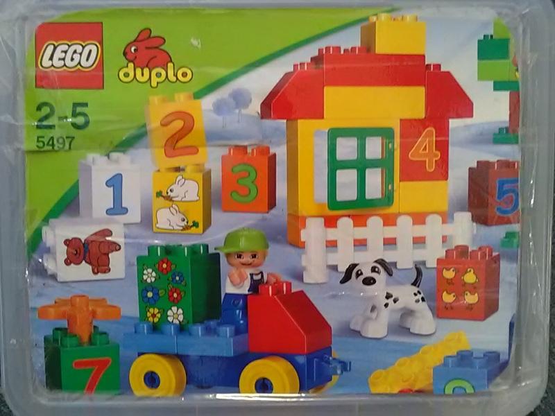 881: Duplo Numbers Set