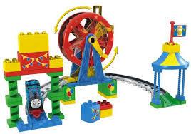 894: MegaBloks Thomas