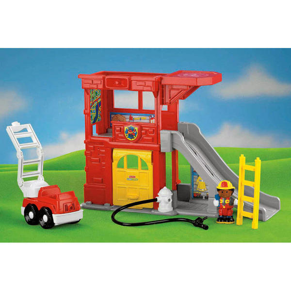 915: Little People - Fire Station