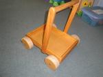 988: Wooden Trolley