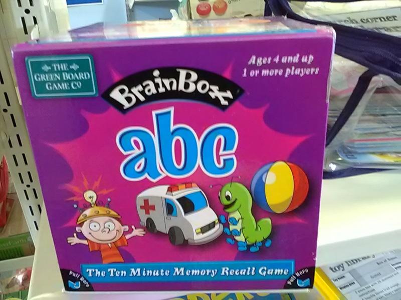 1048: Brain Box ABC