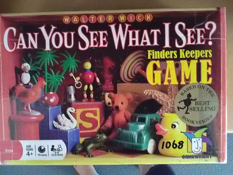 1068: Can You See What I See