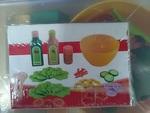 1107: Educo Healthy Gourmet Salad Greens