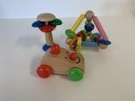FM0010: Wooden Rattle Set of 3