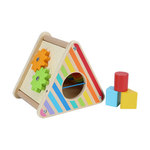 FM0011: Wooden Activity Triangle