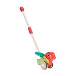GM003: Push along parrot
