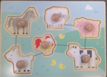 P010: Farm Animal Puzzle