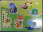 P012: Zoo Puzzle