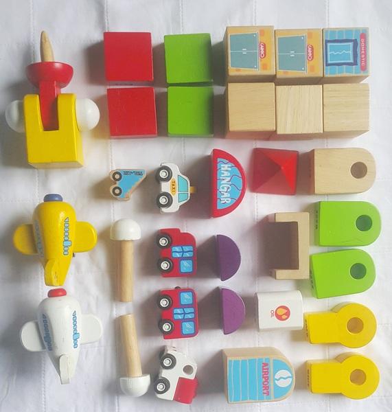 2058: Airport Block Set