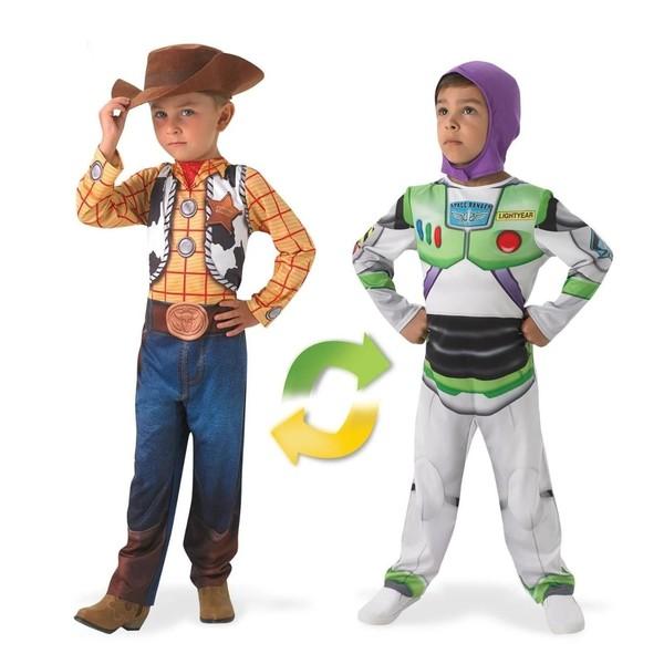 2342: Reversible Buzz/Woody Costume