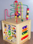 2382: Bead Coaster Activity Cube