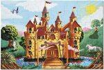 18: Fairy Tale Castle Floor Puzzle