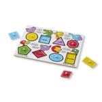 J4: Shape Peg Puzzle