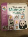 G8: Baby Animals Memory Match