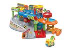 T6: Toot-toot drivers garage