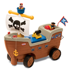 A16: Play 'n Scoot pirate ship