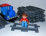 L140: Duplo Train Set