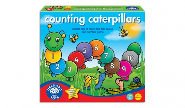 GME5: Counting Caterpillars