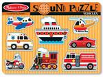 JIG13: Vehicle Sounds Puzzle