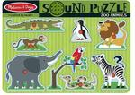 JIG16: Zoo Animals Sounds Puzzle