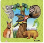 JIG26: Outback Animals